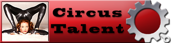 Circus Talent Application Button
